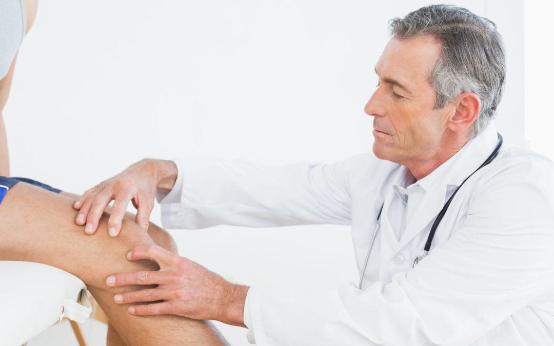 General Knee Pain / Past Injuries
