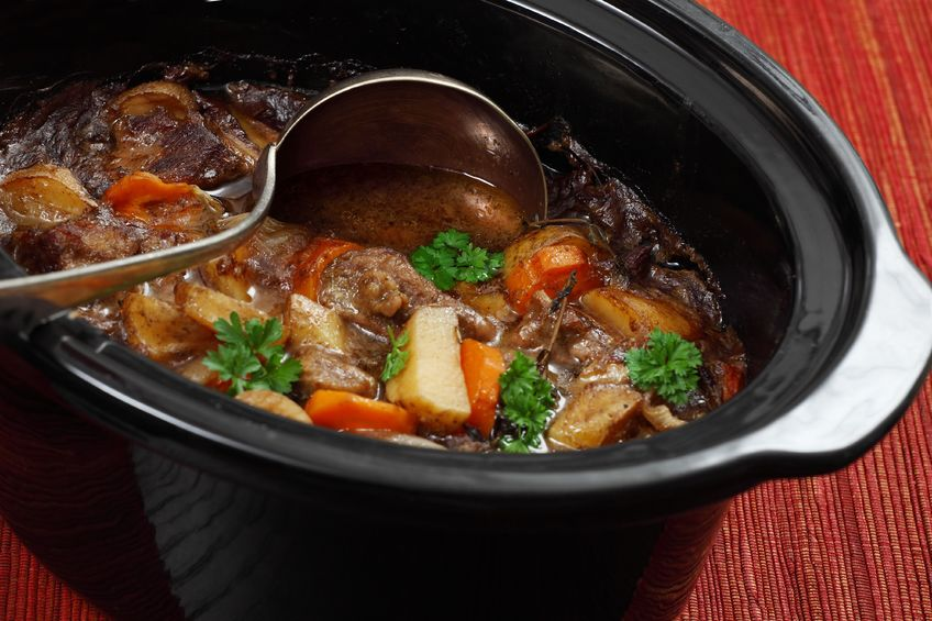 Healthy Slow Cooker Meals for when it's too Hot to Cook